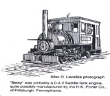 View figure: Betsy Locomotive