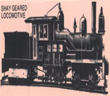 View figure: Shay Geared Locomotive