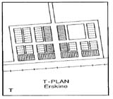 View figure: Erskine Townsite Plan