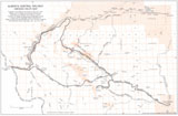 View Maps - Alberta Central Railway, Amended Route Map