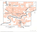 View Maps - Edmonton, 1917