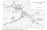 View Maps - Alberta Midland Railway, Drumheller Coal Area