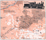 View Maps - North West Lumber Company, Green Court Spur