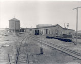 Alberta Railway and Coal Co. Yard, ca 1890