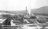 View photo: Brazeau Collieries, Nordegg Alberta