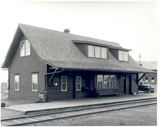 View Photos - Edmonton, Dunvegan and British Coumbia Station B House, Dunvegan Yards, Edmonton