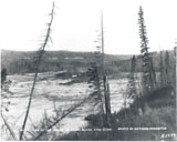 View photo: View of the Island in Grand Rapids on the Athabasca River