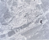 View photo: Aerial Photograph, Nordegg, 1944